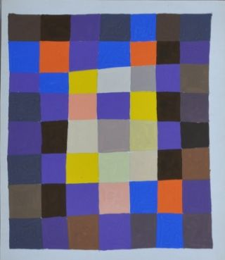 Colour study 19. Clifford Bayliss