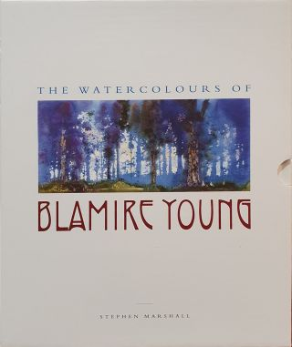 The Watercolours of Blamire Young. Stephen Marshall